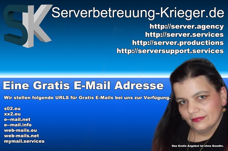Gratis Email Adressen