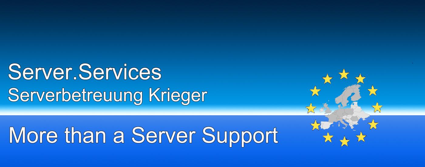 Serverbetreuung Krieger
